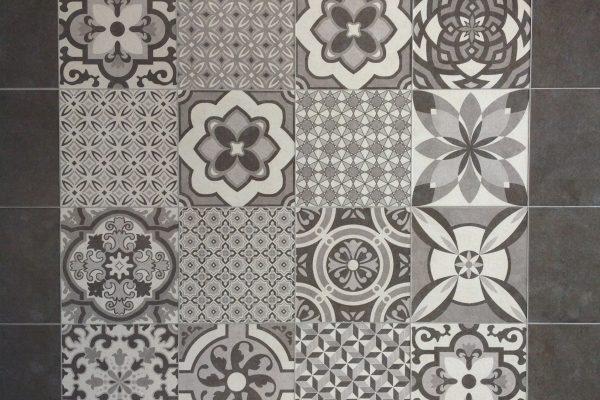 antique porcelain tiles