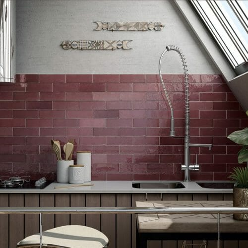 camden kitchen tiles