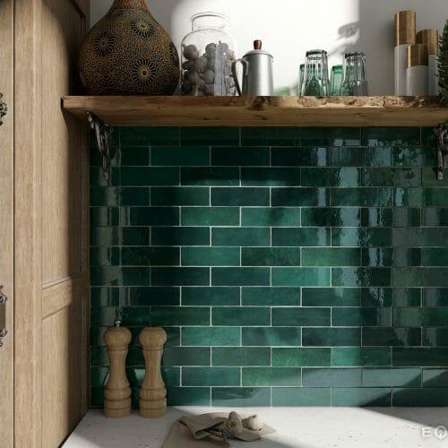 kitchen tile showroom