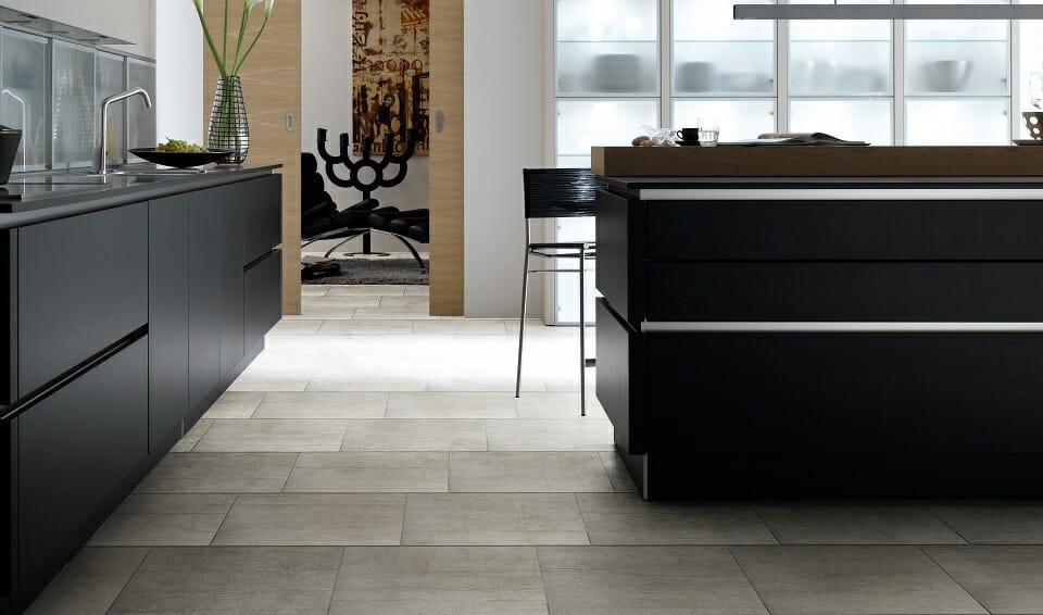 concrete kitchen tiles