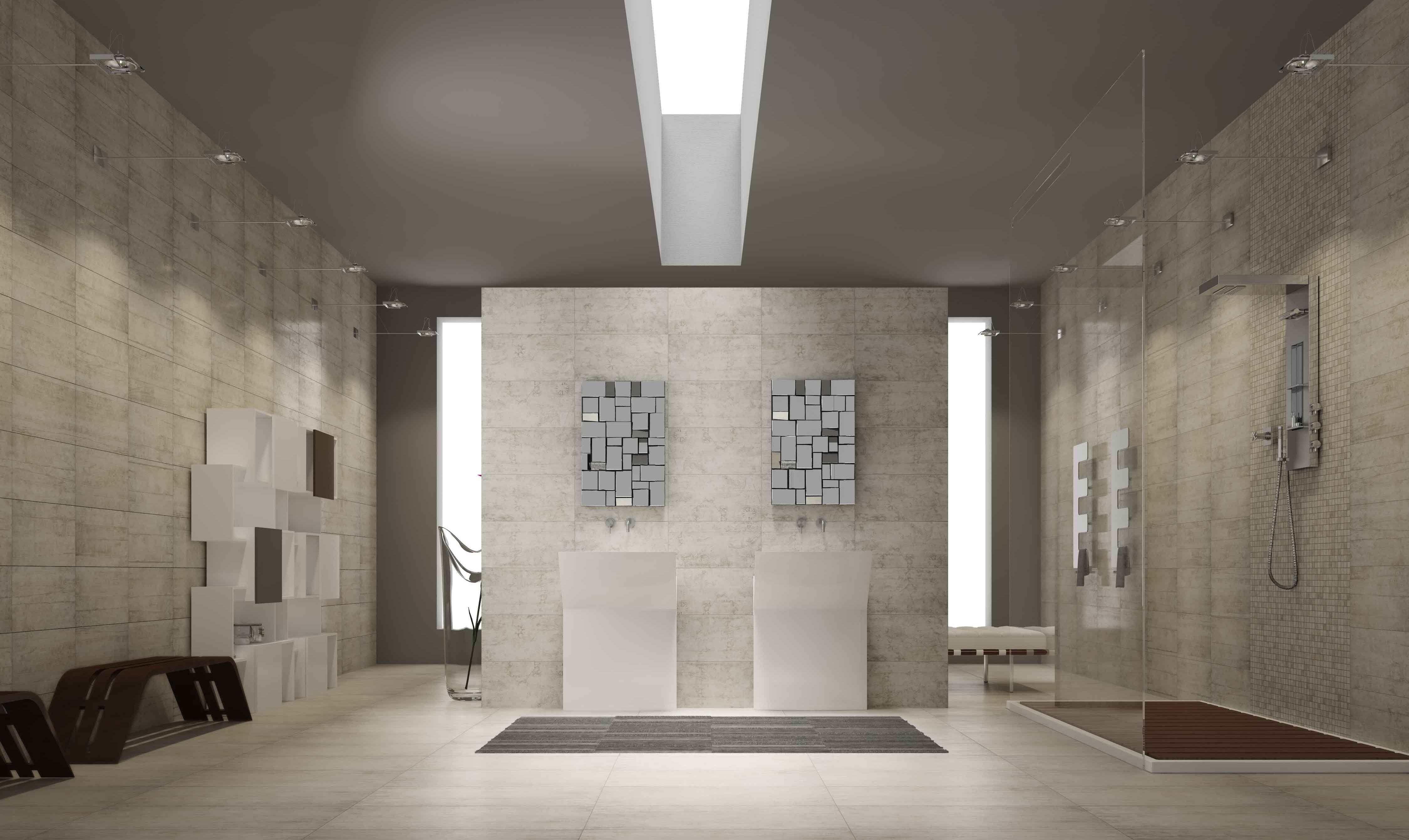 concept bathroom tiles