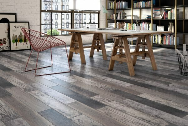 Mambo WOOD FLOOR TILES