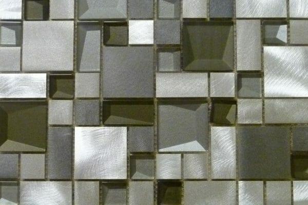 3 - D Grey Multi Size (1 Overhead)