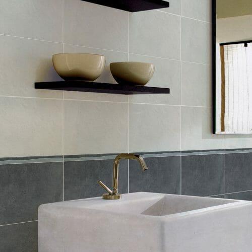 bergamo beige grey bathroom tiles